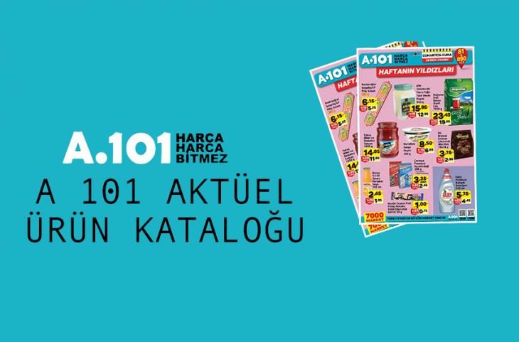 A101 Aktüel Ürünleri
