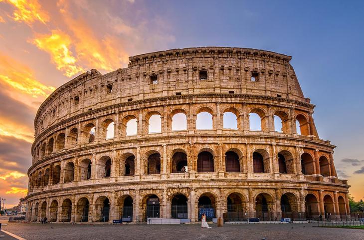 Roma'da Gezilecek Yerler