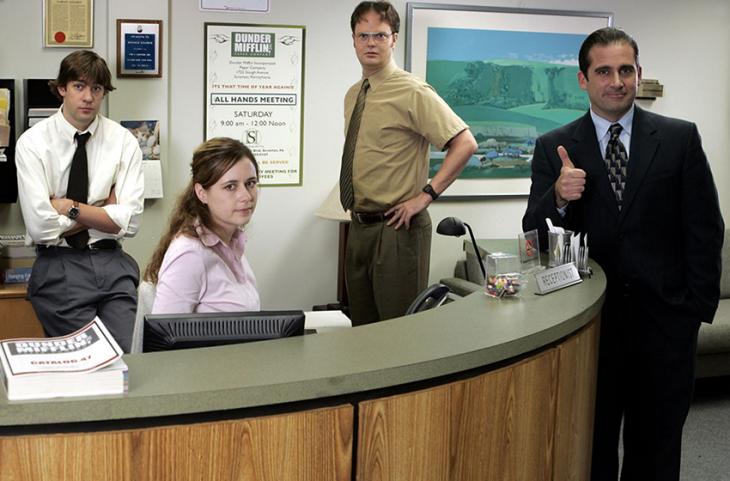The Office Konusu ve Oyuncuları